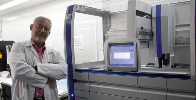Un almeriense de Oliveros, referente nacional de inmunología del trasplante