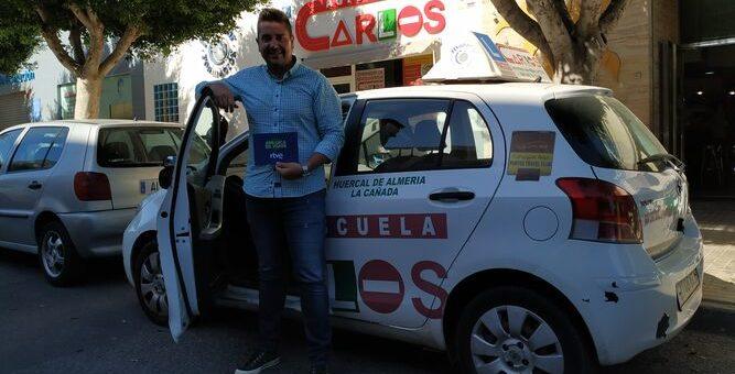 De la autoescuela a ganar un concurso en Televisión Española